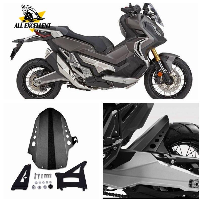 Moto en aluminium pneu arrière Hugger garde-boue garde-boue couverture de haute qualité 3 couleurs pour HONDA X-ADV 750 XADV or rouge noir