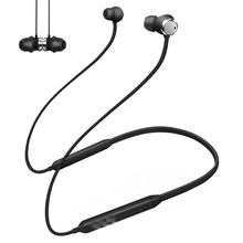 лучшая цена In-ear Bluetooth earphone active noise reduction sports Bluetooth  wireless headset for mobile phones and music