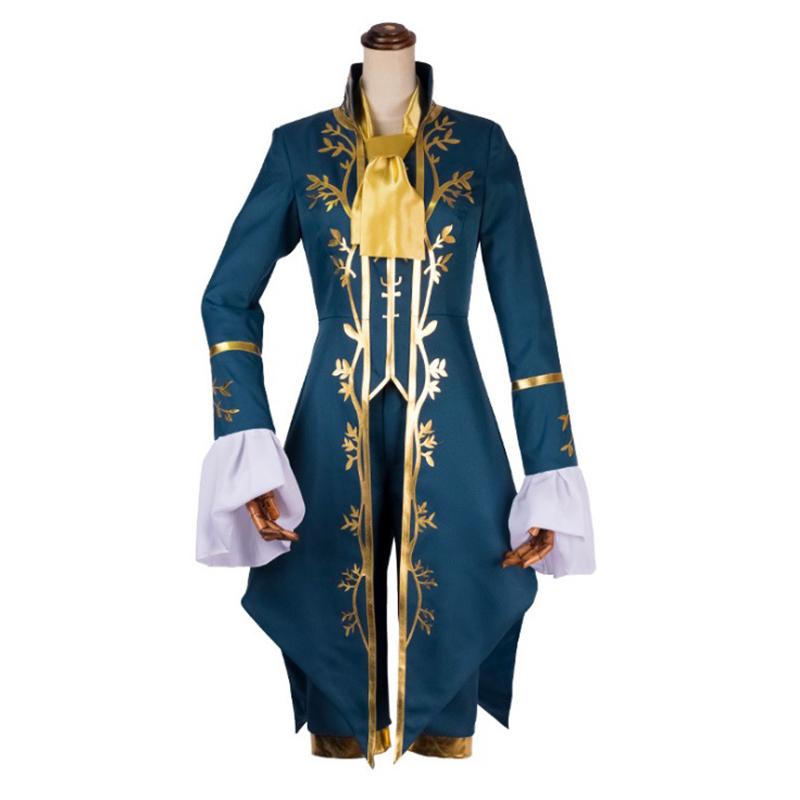 US $69 99  Game Identity V Cosplay Costumes Photographer Joseph Cosplay  Costume Halloween Carnival Party Full Sets Costume Customized-in Game  Costumes