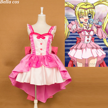 Custom size Anime clothes Mermaid Melody Pichi Pitch Nanami Luchia cosplay costume