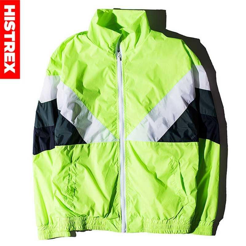 ... HISTREX ruso 2018 chaqueta hombres alta calidad Rusia bandera famoso  diseñador Nylon rompevientos Reggae verde marino ... 5081f184674