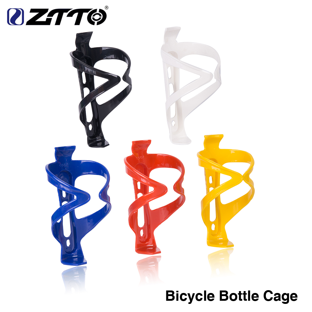 100 pcs ZTTO Bottle Cage water Holder Socket Adjustable Ultralight Plastic bicycle part Cycling Accessories for