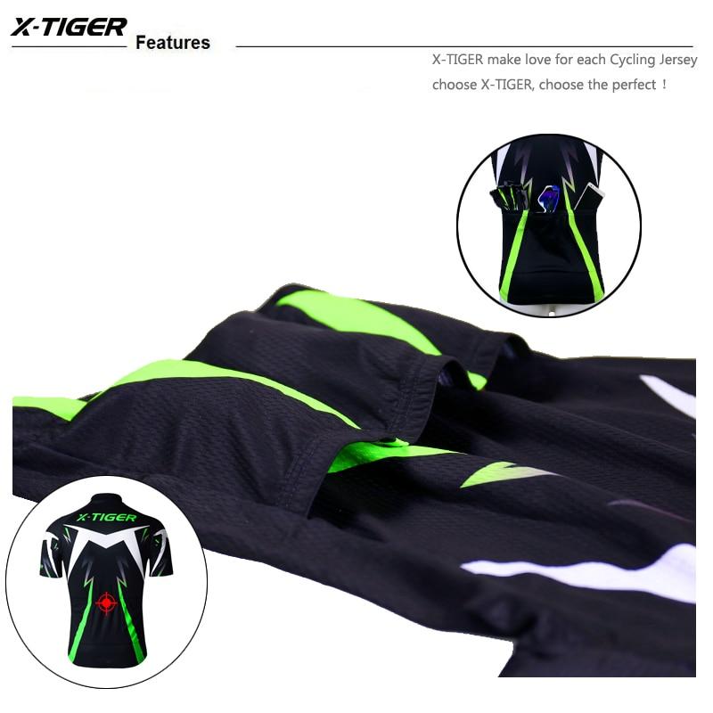 X-TIGER Ljetna biciklistička majica Odjeća za planinarske bicikle - Biciklizam - Foto 5