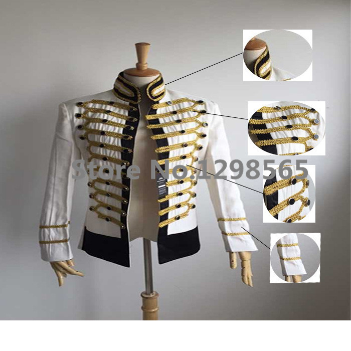 Michael Jackson Jacket Dangerous Cosplay Costume