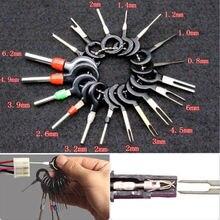 3Pcs/14Pcs/18Pcs Automobiles Repair Tool Pin Extractor Kit Terminal Removal Tools Car Electrical Wiring Crimp Harness