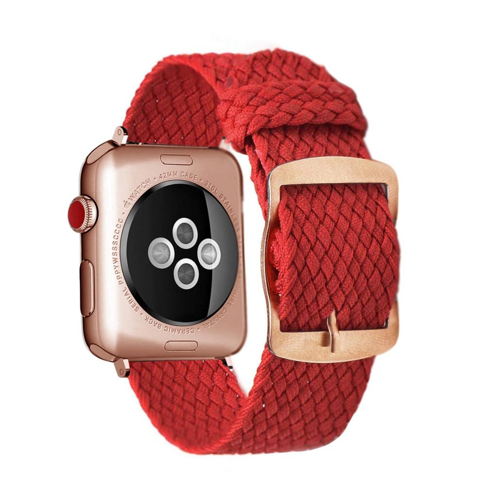 Red-Rose gold