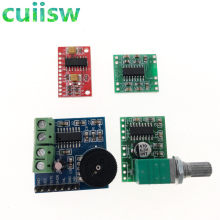 PAM8403 3W*2 Mini Digital Power Audio Amplifier Board DIY Stereo USB DC 2.5V To 5V Power bluetooth speaker module for arduino(China)