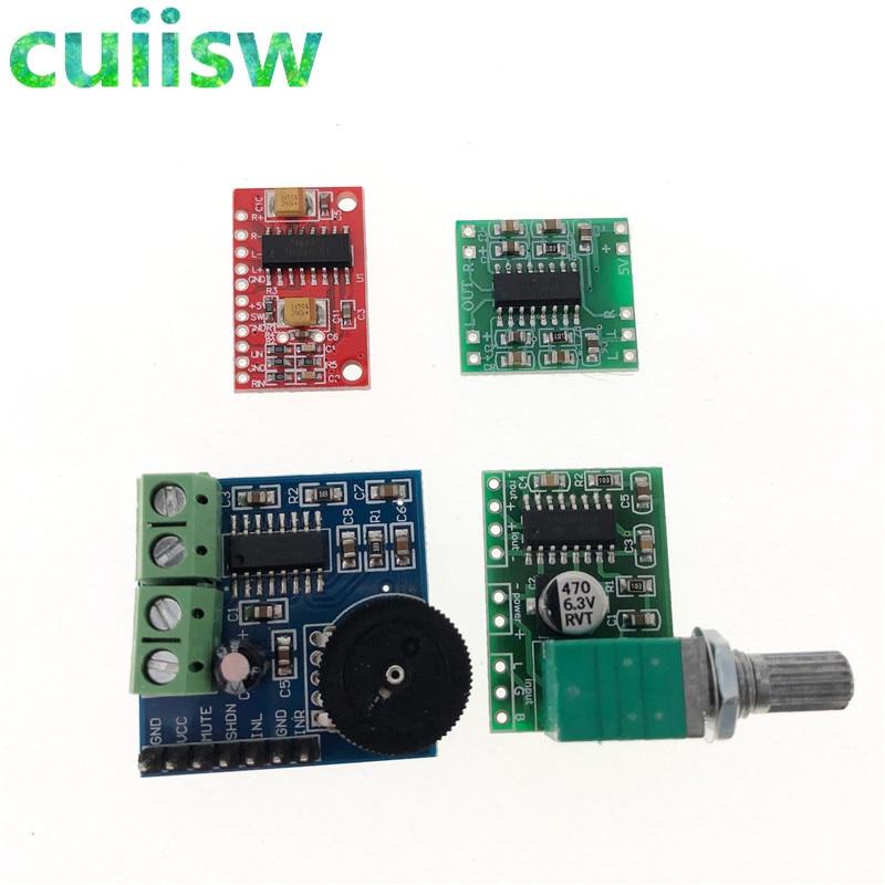 Details about  /PAM8403 Digital Amplifier Board Bluetooth 5.0 Audio Module 2 Channel 2*3W DIY