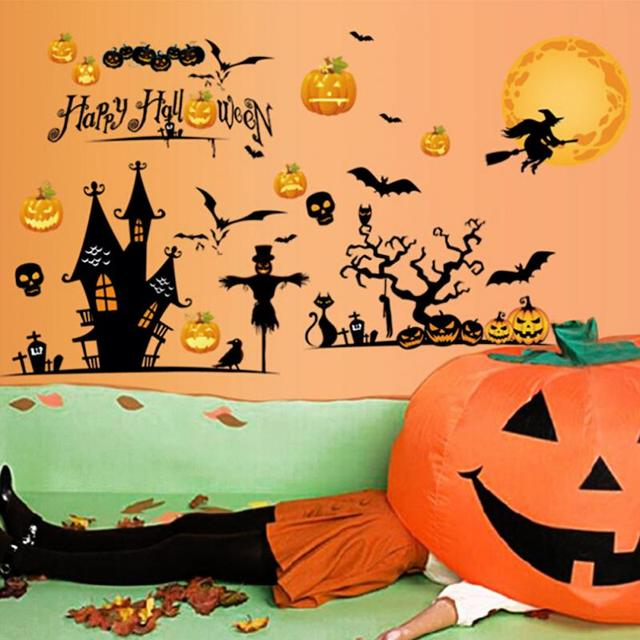 Happy Halloween Tips On Home Decoration 1: Aliexpress.com : Buy Hot Creative Happy Halloween Home