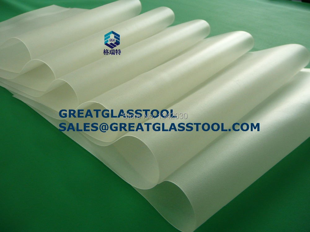 Wholesale 0.38,0.76 High Transparent EVA Film For Laminated Glass