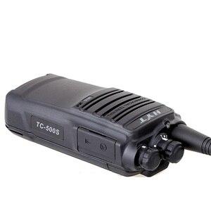 Image 4 - לhyt רדיו HYT TC 500S שתי דרך רדיו UHF 450 470MHz VHF 136 154MHz ווקי טוקי עמיד למים Dustproof נייד כף יד רדיו