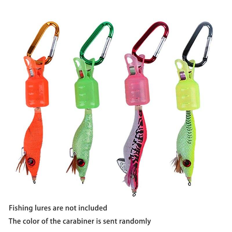 new-6pcs-lot-wood-shrimp-jig-hook-squid-hook-caps-umbrella-hook-covers-protectors-carabiner-clips-font-b-fishing-b-font-lure
