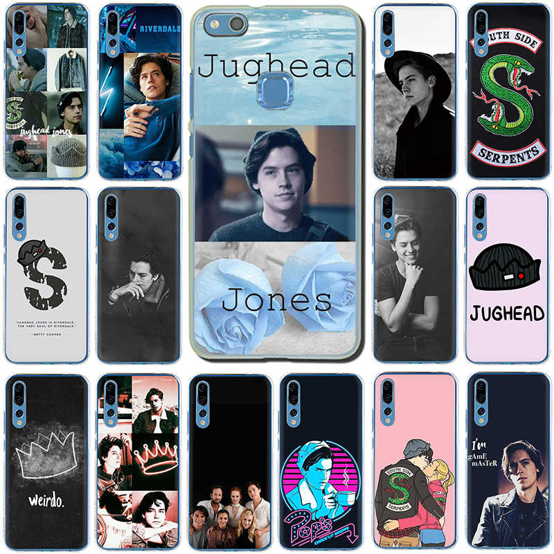 American TV Riverdale Jughead Jones Hard phone case for Huawei Honor 6A 6C 7A Pro 7C 7X 8C 8X 8 9 10 Lite Play