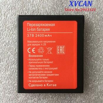 Oryginalna bateria zastępcza 2400mAh BQS 5006 BQS-5006 BQS5006 Li-ion Backup dla BQ LOS ANGELES BQS-5006 bateria telefonu komórkowego