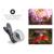 Apexel 10x lente macro para iphone 5s 6 6 s además de xiaomi samsung 25mm súper lente macro fotografía con universal clip