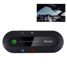 Защита от солнца козырек автомобиля Bluetooth Динамик телефон Bluetooth автомобиля Динамик Беспроводной Bluetooth-гарнитуры для авто громкой связи Bluetooth приемник аудио