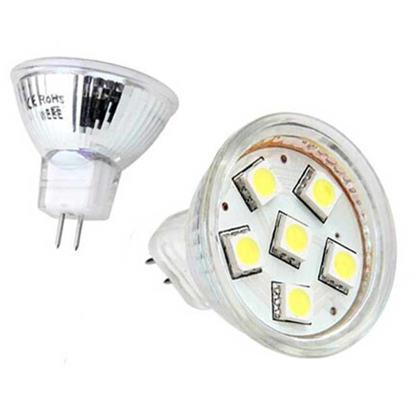 Led Spotlight Mr16 3w 5w 35mm Lampada Led Gloeilamp Mr11 Gu5.3 Gu10 Bombillas 220v 3014 5050 Smd Led Spot Light Home Verlichting