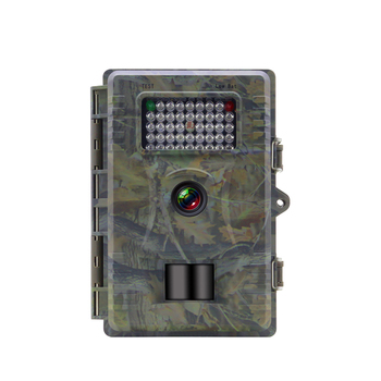 Trail Camera 12MP 1080P 42pcs Infrared LEDs 940nm Hunting Camera IP66 Waterproof 120 Degree Angle Wild Camera