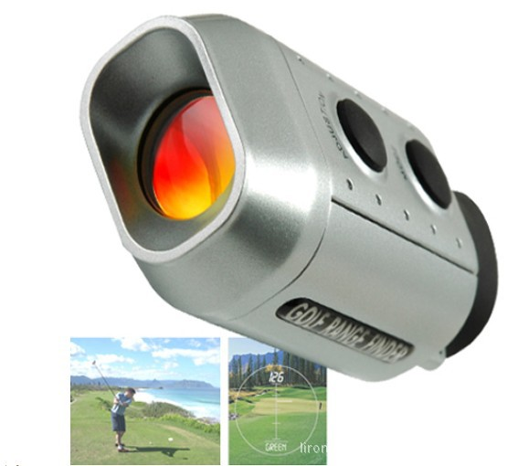 7X zoom golf font b rangefinder b font golfscope equipment golf electronic distance measuring instrument