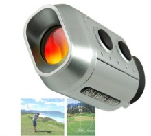 7X zoom golf rangefinder golfscope equipment golf electronic distance measuring instrument