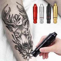 Multi Function Rotary Tattoo Machine Pen Quietly Motor Shader Liner Body Art Tattoo Supplies Machine Tattooist Body Art