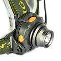 100 м расстояние 3 * AAA аккумулятор 1200 Lumens из светодиодов лампы ик-зонд фар фонарь фонарик ( без аккумулятор )