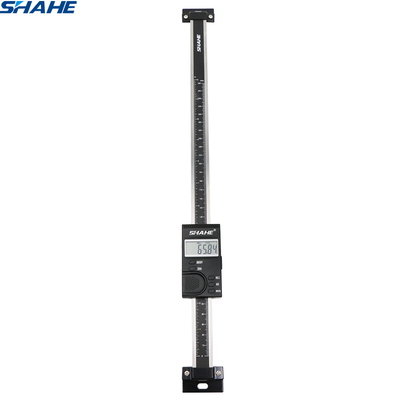 0-300mm Type Vertical échelle linéaire numérique 0.01mm échelle verticale étrier