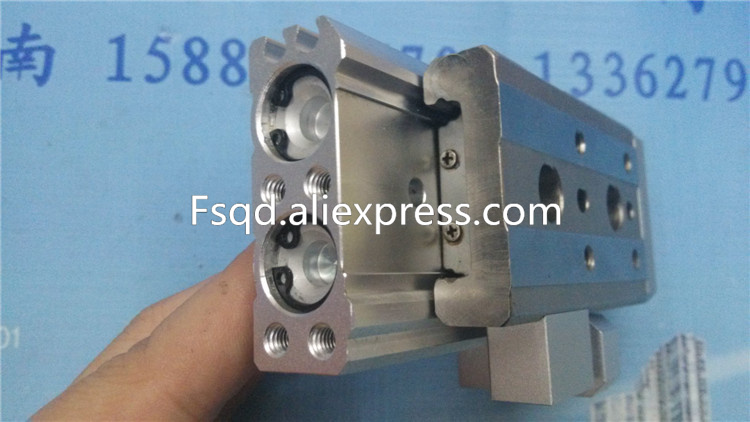 MXQ12-50AS MXQ12-75AS MXQ12-100AS SMC air slide table cylinder pneumatic component MXQ series original authentic slider cylinder 13 mxq12 20as
