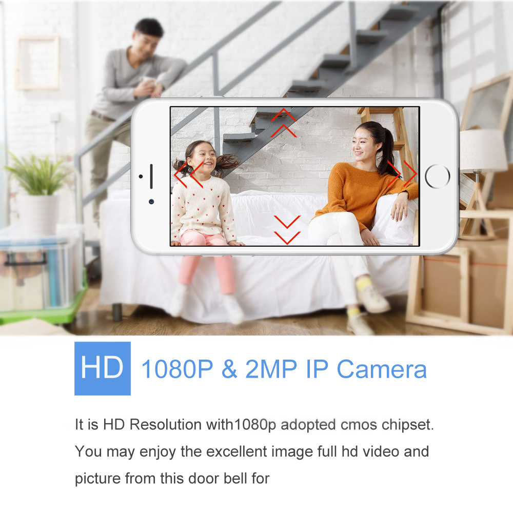 Robot WIFI Wireless IP Camera 10
