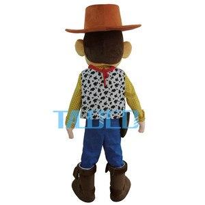 Image 4 - Ковбой Вуди маскот костюм История игрушек Шериф Вуди маскарадный костюм бесплатная доставка