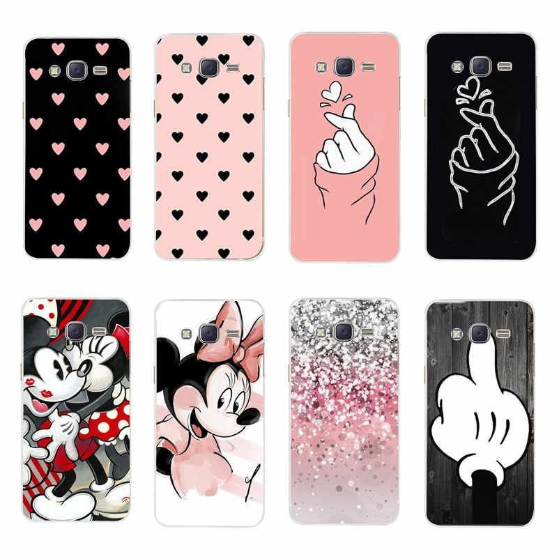 Case Voor Samsung Galaxy J2 Prime Cover Case Soft TPU Coque Voor Grand Prime G530 G530H G531 G531H G531F SM-G531F case Capinha