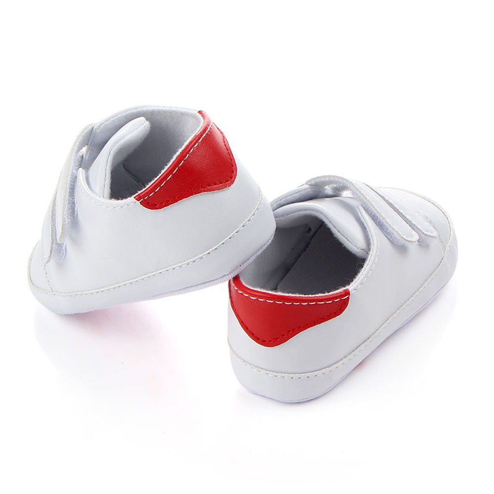 Baby Boy Shoes PU Soft Sole Crib Rubber sole Shoes Sneaker Newborn Infant Toddler booties footwear for boy kids children A1