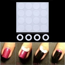 1pcs French Manicure Nail Art Tips Guide Stickers Strip Nail Art Form Fringe Decorations Beauty Polish Styling Tools 02