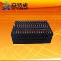 Industrial GSM/GPRS 32 ports gsm modem pool bulk sms machine, IMEI change USB interface modem 3g