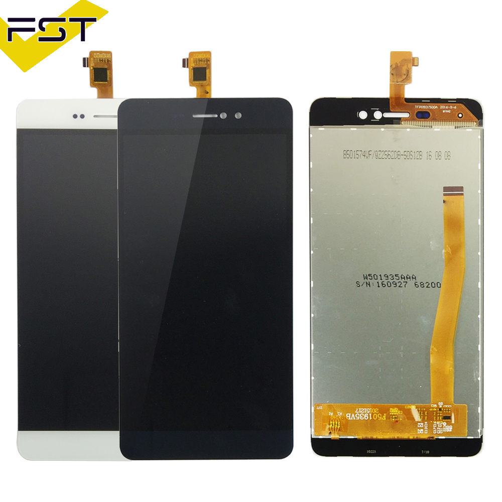 High Quality For BluBoo Picasso 4G LCD Display+Touch Screen Digitizer Assembly 5 inch Replacement+Free Tools