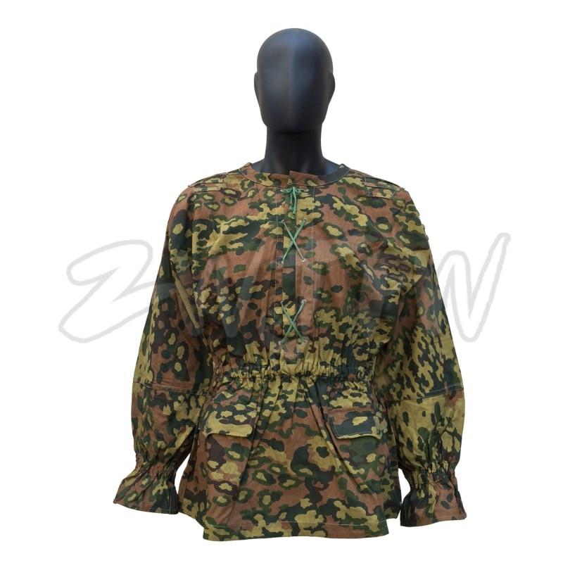 GERMAN ELITE M42 SS OAK LEAVES CAMO HUNTING SMOCK DE / - Pakaian sukan dan aksesori - Foto 2