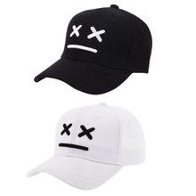 Kids Summer Hats Boys Girls Cute Casual Smiling Baseball Cap