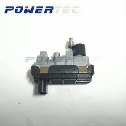 Nowy 6NW009550 G88 turbosprężarka elektroniczny siłownik Wastegate turbina 787556 dla Ford Transit 2.2 TDCI-G088 GTB1749V 787556-16