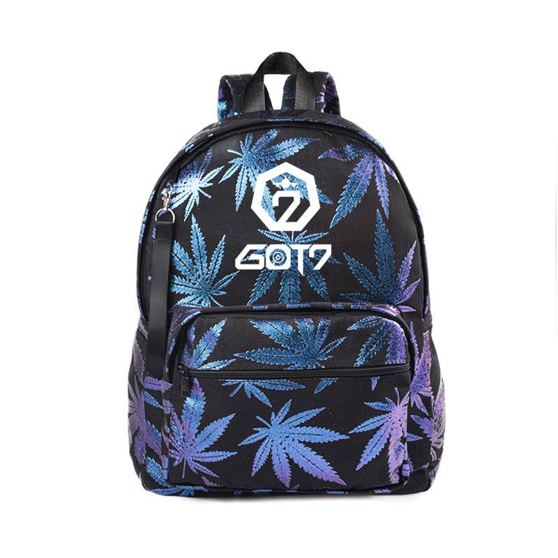 Twice Monstax Backpack Bag Exo Cute Bag Got7 Bookbag Student Back To School Special Buy Backpacks Men's Bags