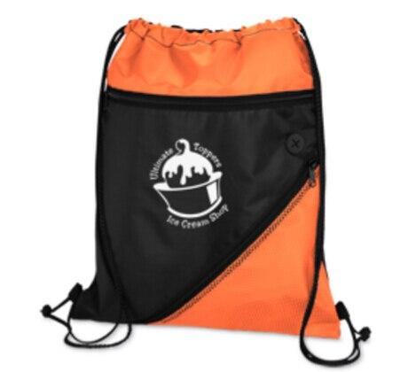 mochila zipper sacolas customizável barato Ocasião : Versátil