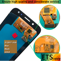 100 Tested Super Amoled Replacement LCD Compatible For Samsung Galaxy J5 2017 J530 J530F SM J530