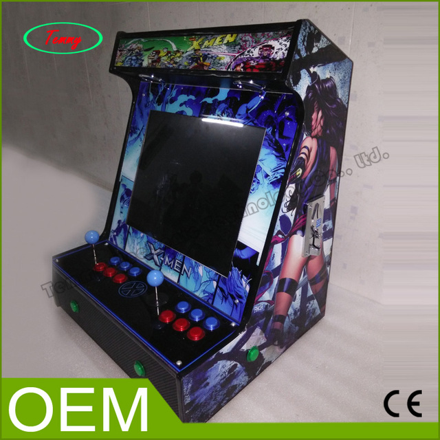 Cheap Factory direct sales mini arcade game machine,mini multi arcade game