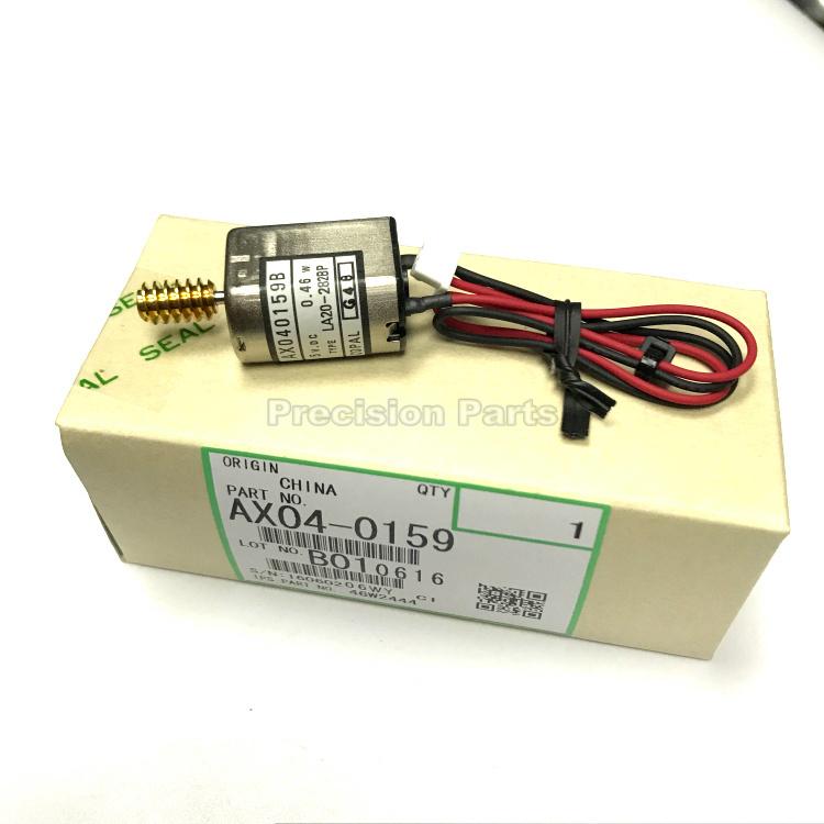 Original new AX04-0159 Fuser Cleaning Web Motor For Ricoh Aficio 1075 2060  2075 1060 MP7500 MP8001 MP9001 7500 8001, AX040159