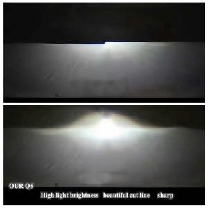 Image 5 - Линзы проектора Bi Xenon LHD для автомобильных фар 3,0 Koito Q5 35 Вт можно использовать с лампами D1S D2S D2H D3S D4S