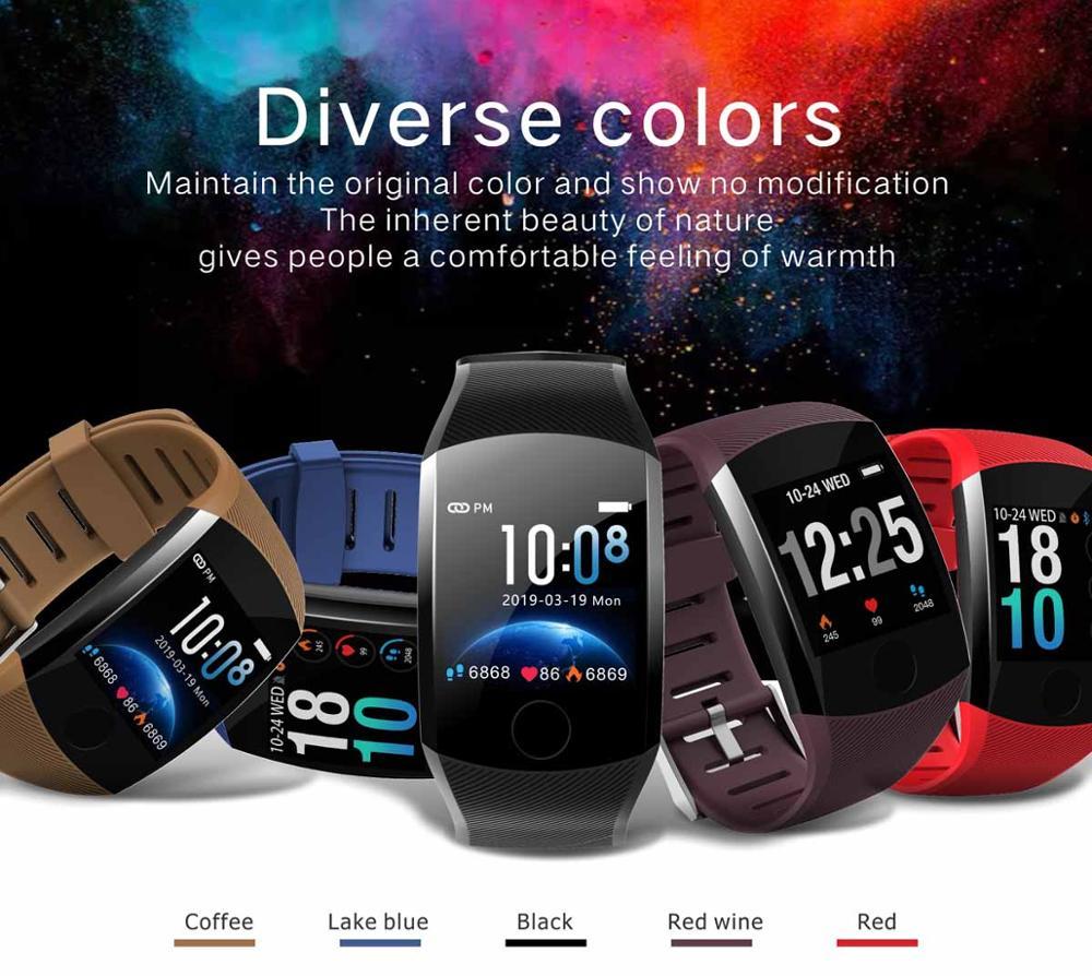 NEW Q11 Smart Watch Touch Screen IP67 Waterproof Fitness Bracelet ...