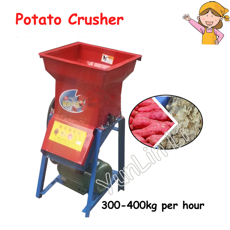 Household Starch Machine Tapioca Sweet/ Starch Potato Crusher Flour Milling Machine SMJ-800 winner wr 7210