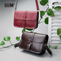Marca de fábrica famosa Diseño Plazoleta Flap Bag Mini Bolsos Bolsos de Cuero Mensajero de Las Mujeres Crossbody bolsos de Hombro de la Honda petite sac