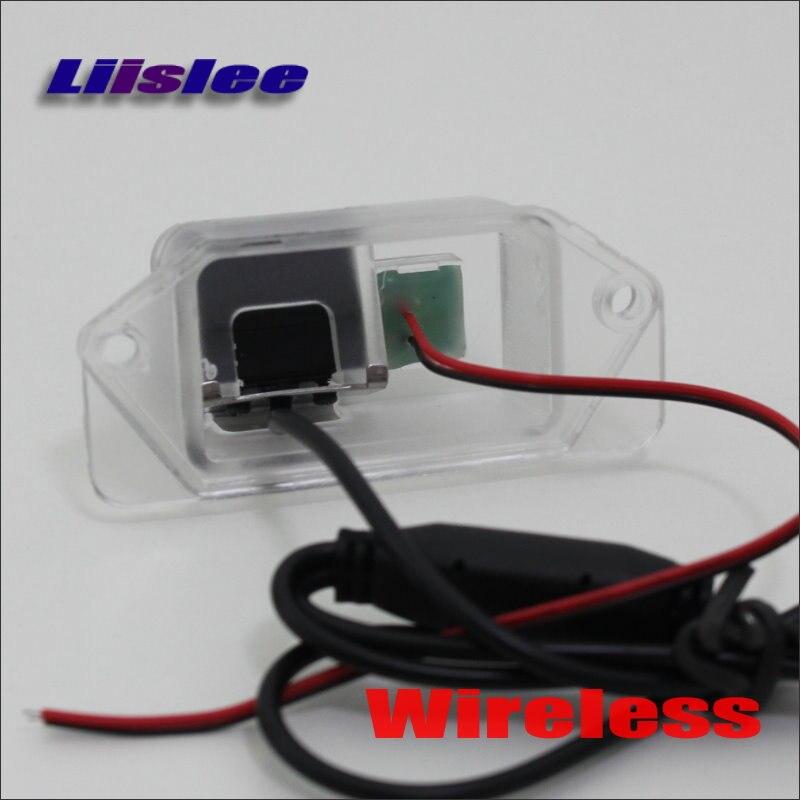 Liislee For Proton Inspira Wireless Rearview Camera / Reverse Back Up Parking Camera / HD Night Vision / DIY Easy Installation