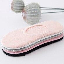 Women's Cotton Non-Slip Low Boat Socks