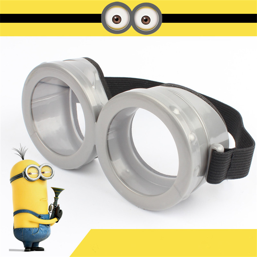 Minions party supplies Glasses Kids Toys Mask kid minion glasses Party Decorations minions birthday baby shower event favors